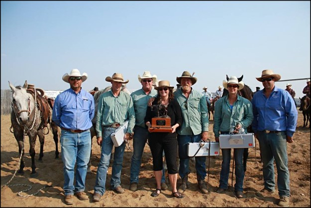 Findlater Ranch Rodeo - 2018 Champs